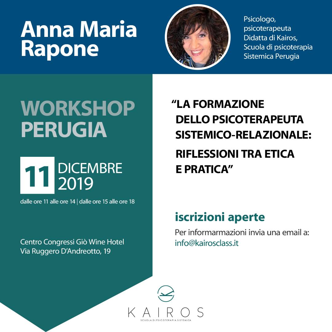 KAIROS Anna Maria Rapone